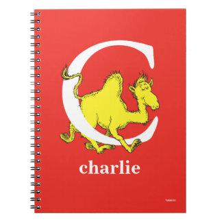 Cuaderno ABC del Dr. Seuss: Letra C - El blanco el | añade