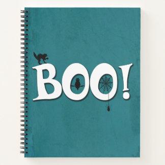 Cuaderno ¡Abucheo!
