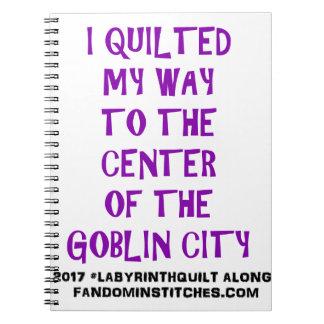 Cuaderno ¡Acolché mi manera!