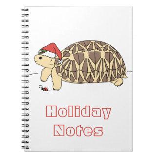 Cuaderno adaptable de la tortuga de la estrella