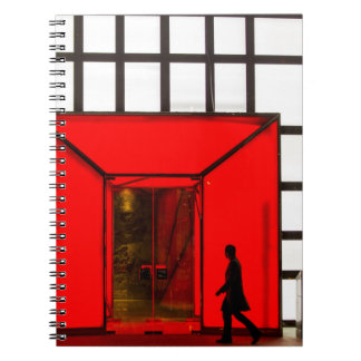 Cuaderno Alameda de compras de lujo de China, Pekín el |