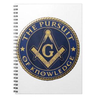Cuaderno Albañiles la búsqueda del conocimiento