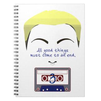 Cuaderno Alex Notebook