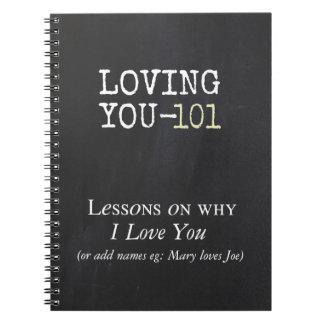 Cuaderno Amándole - 101