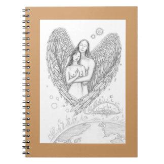 "Cuaderno ""Amor """