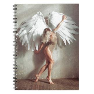 Cuaderno Ángel