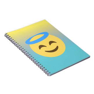 Cuaderno Ángel Emoji