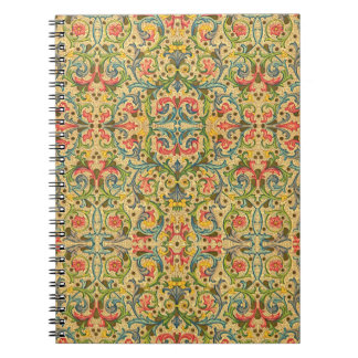 Cuaderno Arabesque italiano
