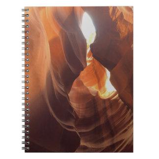 Cuaderno ARIZONA - barranco superior C del antílope - roca
