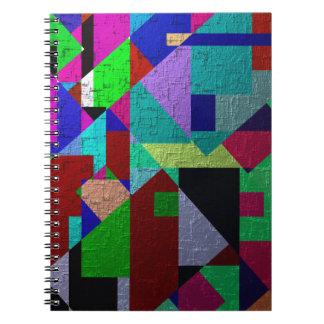 Cuaderno Art moderno