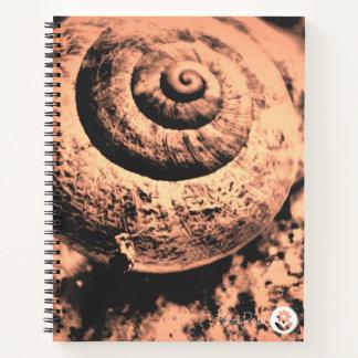 Cuaderno ~ Artemis del caracol de FʟᴏᴡPᴏᴡ el |