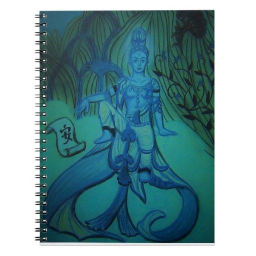 Cuaderno azul del amor de Buda