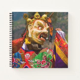Cuaderno Bailarín del festival de Aisan