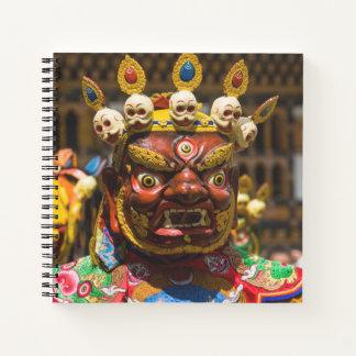Cuaderno Bailarín vestido del festival