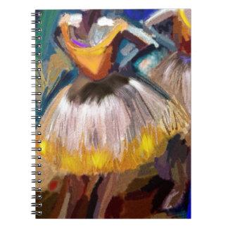 Cuaderno Ballet - Dega