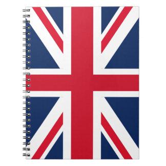 Libretas Bandera Inglaterra  Zazzlees