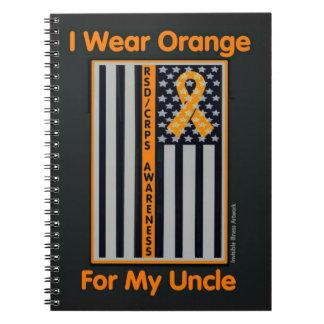 Cuaderno Bandera/tío… RSD/CRPS