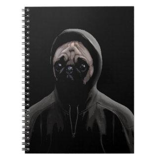 Cuaderno Barro amasado de Gangsta