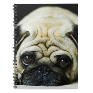 Cuaderno Barro amasado lindo