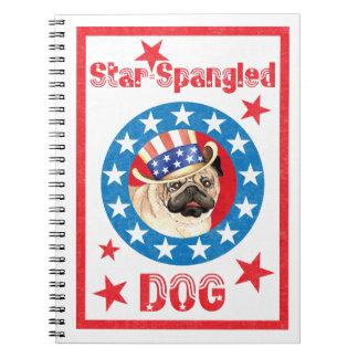 Cuaderno Barro amasado patriótico