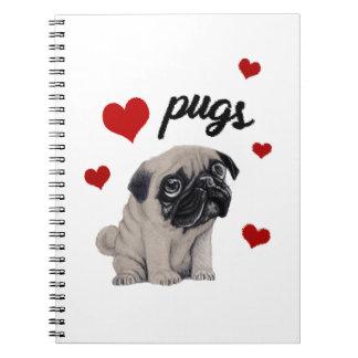 Cuaderno Barros amasados del amor
