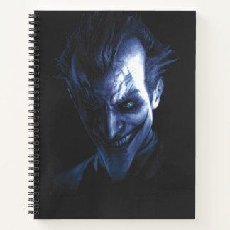 Cuaderno Batman: Asilo el | de Arkham el comodín en sombra