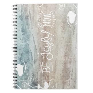 Cuaderno Be joyful notitieblok
