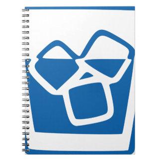 Cuaderno Bebida con hielo