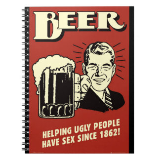 Cuaderno Beer Notebook
