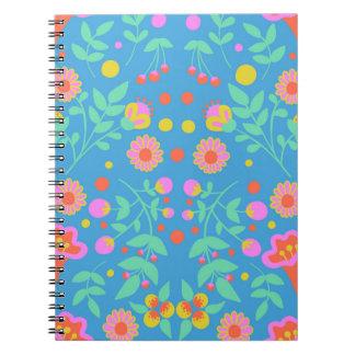 Cuaderno Belces tropicales