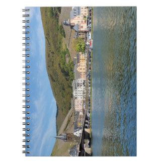 Cuaderno Bernkastel Kues a de las Mosel