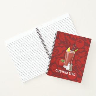 Cuaderno Bloody mary