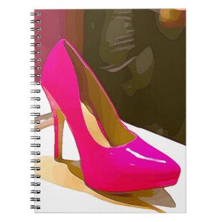 Cuaderno Bomba de las rosas fuertes