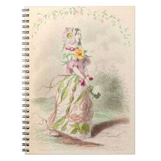 Cuaderno Briar de Les Fleurs subió