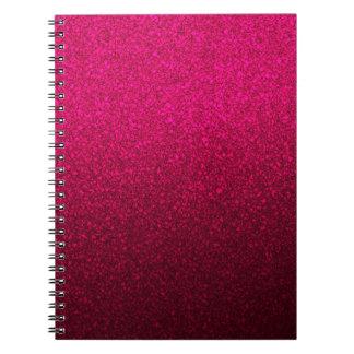 Cuaderno Brillo de las rosas fuertes