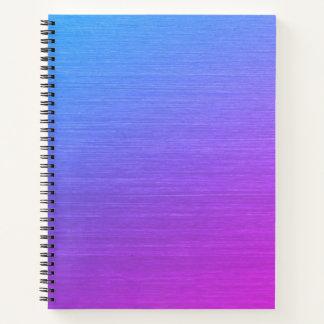 Cuaderno Brillo de Miami
