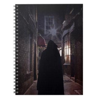 Cuaderno Brujas de la noche