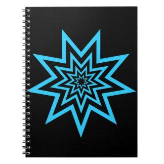 Cuaderno Burst12