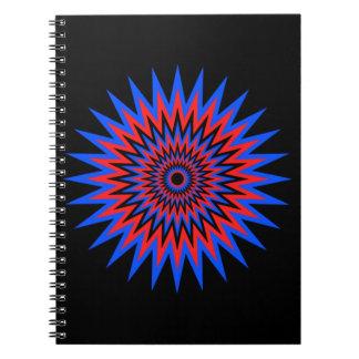 Cuaderno Burst17