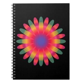 Cuaderno Burst19