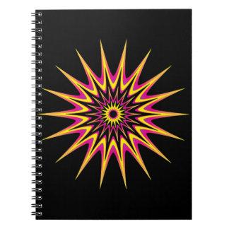 Cuaderno Burst7