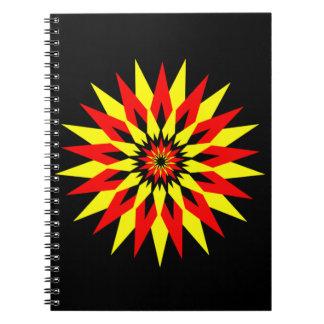 Cuaderno Burst8