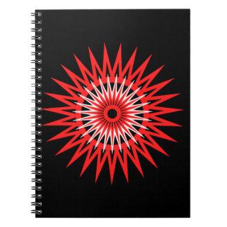 Cuaderno Burst9