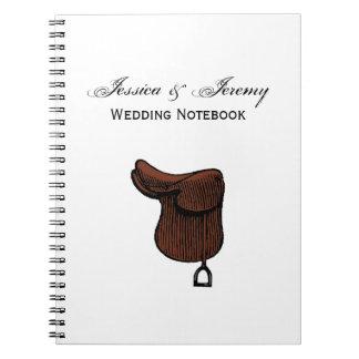Cuaderno Caballos - color ecuestre de muy buen gusto de la