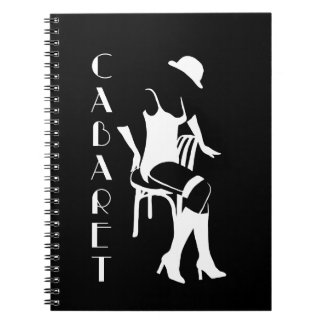 Cuaderno Cabaret