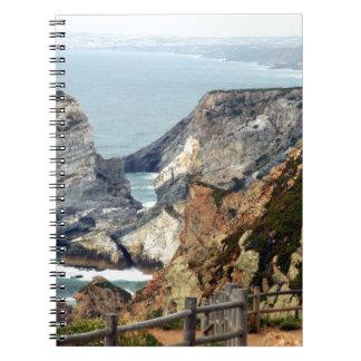 Cuaderno Cabo DA Roca, Portugal
