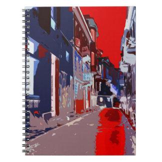 Cuaderno Caminos urbanos