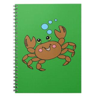 Cuaderno Cangrejo 3
