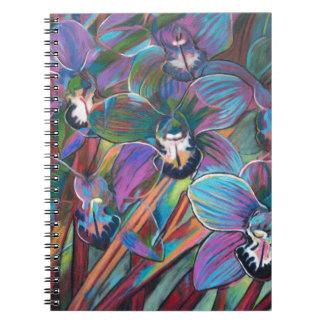 Cuaderno Carnaval 2 del Cymbidium
