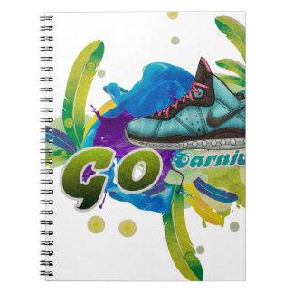 Cuaderno Carnaval de Dance4Life